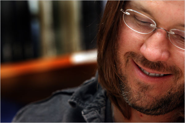 David Foster Wallace (1962-2008)