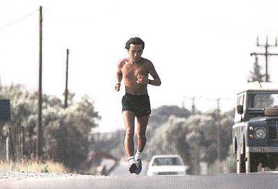 Haruki Murakami, 18 Luglio 1983, Grecia.