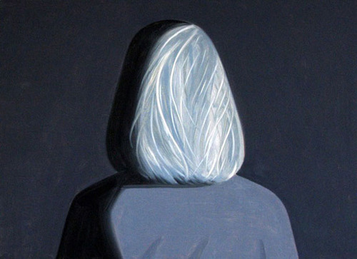 "Alex Katz, ""Ada"" (Oil on canvas, 2008)"